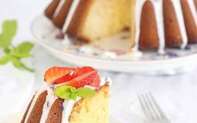 Sugar-Free Yoghurt Cake Recipe