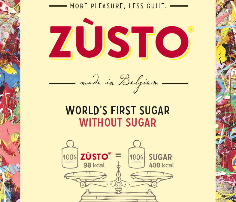 Why not try shifting away from sugar by replacing it with Zusto, which allows you to enjoy the sugary treats without the guilt.