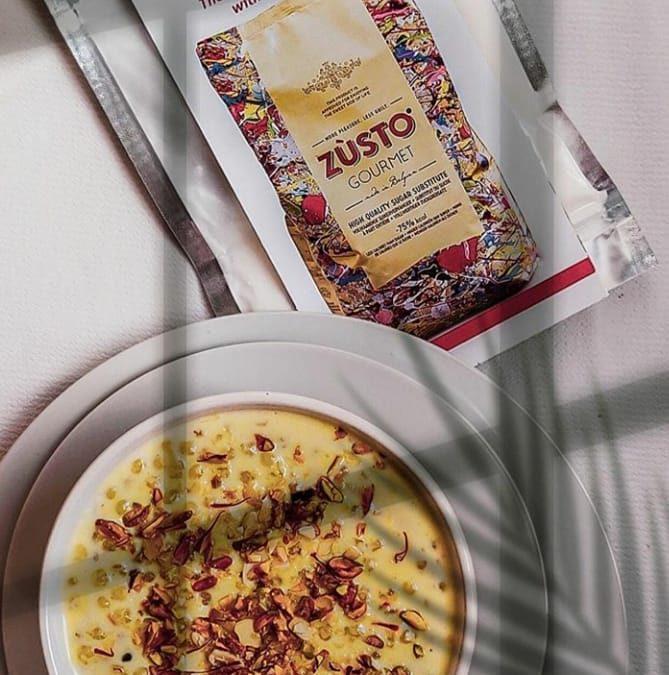 Sabudana or Tapioca Pearls Pudding Recipe