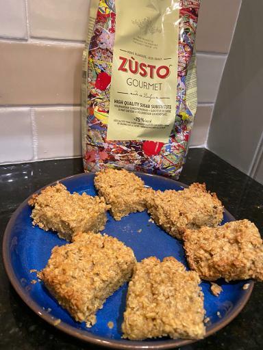 Zusto Flapjack recipe