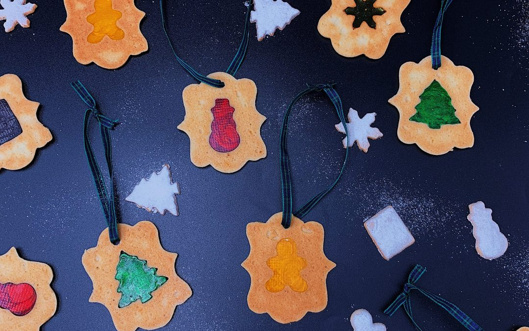 Zusto stained glass biscuits