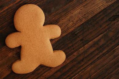Zusto Gingerbread Men