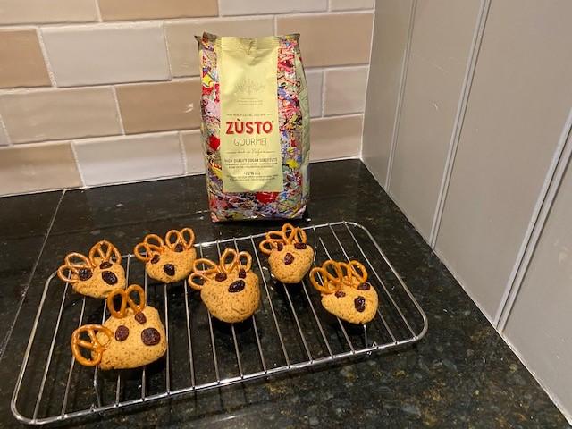 Zusto Reindeer Cookies