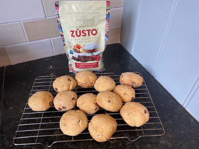 Zùsto chocolate chip cookies