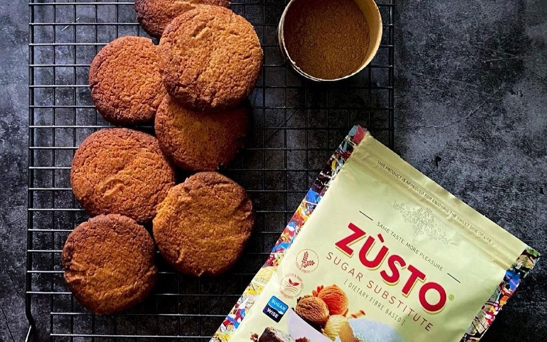 Zùsto Ginger Bread Biscuits