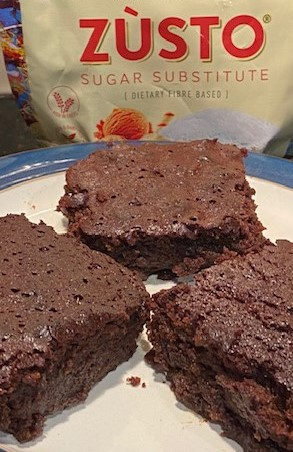 Zùsto chocolate Brownies Recipe