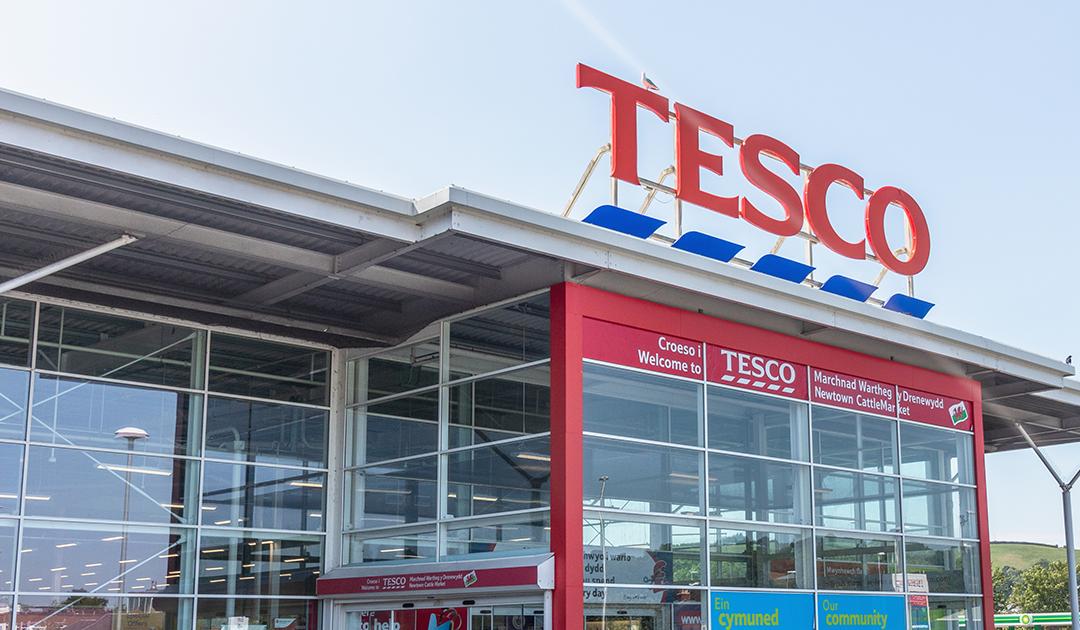 Tesco Announces Commitments to Healthier Options