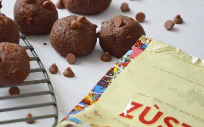 Zùsto Cocoa Cookie Dough Bites